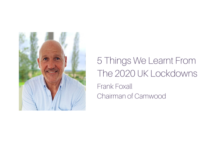 5 Things We Learnt from the 2020 UK Lockdowns