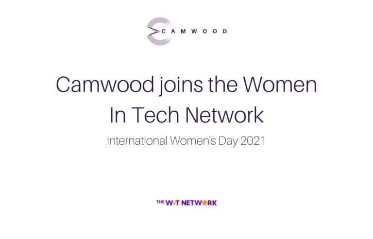 International Women's Day 2021:Camwood joins Women in Tech Network