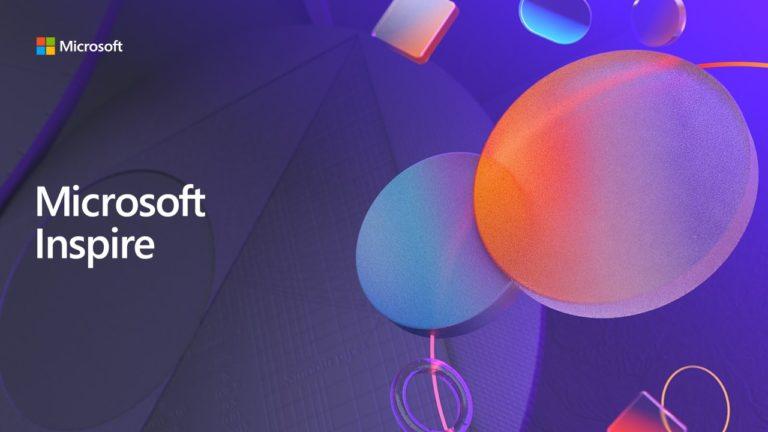 Microsoft Inspire 2021: Camwood Summary